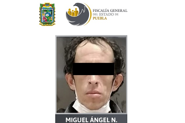 Prisión contra investigado por doble homicidio en Tepeaca