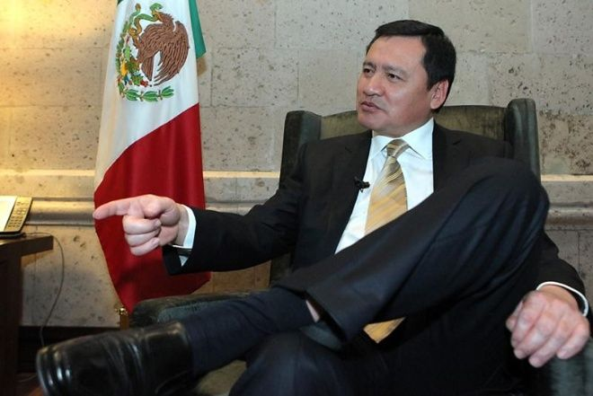 Muchos priístas cumplen con el perfil de candidato que delineó EPN: Osorio