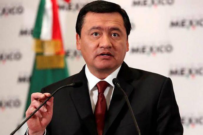 Deja Osorio Chong la Segob; asumiría Navarrete Prida