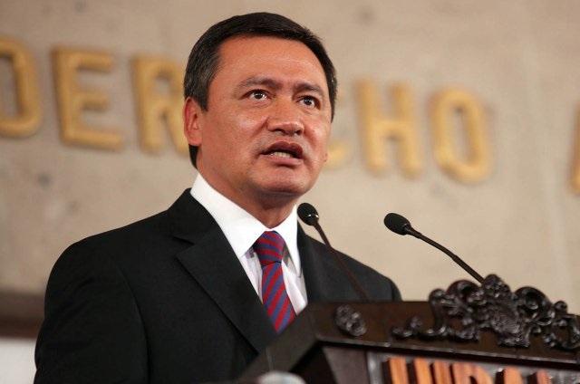 Osorio Chong desmiente que Javier Duarte haya pactado entregarse