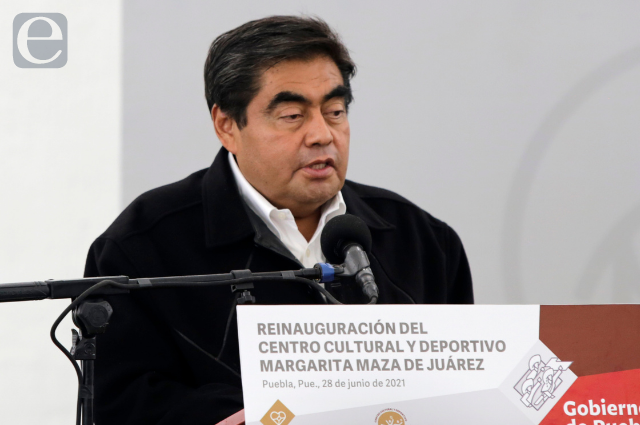 En Puebla no hay fuero; se aplica la ley, dice el gobernador Barbosa