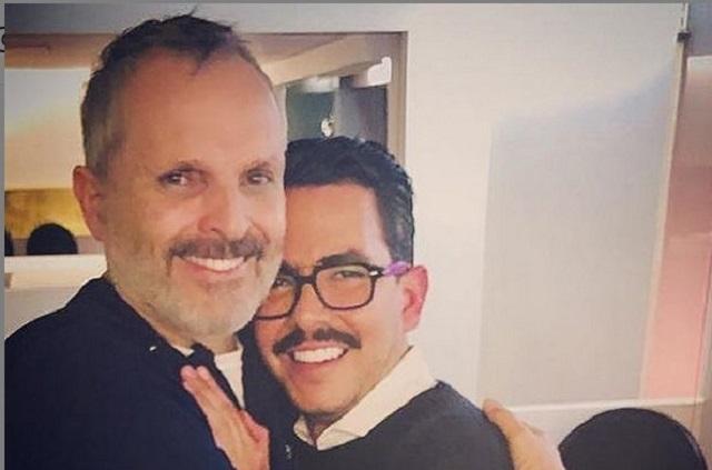 ¿Miguel Bosé y Manolo Caro preparan algo juntos?