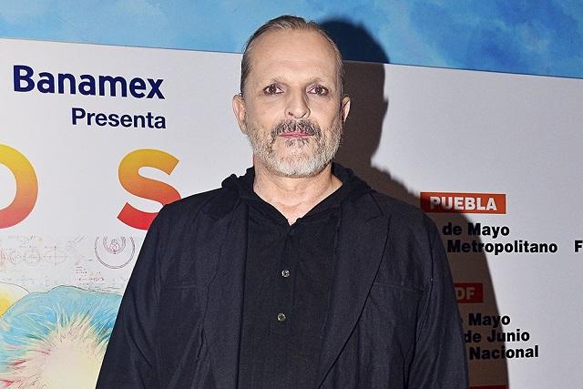 Miguel Bosé se reencuentra con su ex en los juzgados