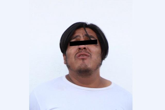 Atrapan a hombre con droga en la colonia El Mirador