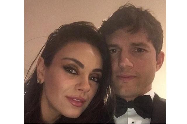 """Ashton Kutcher y Mila Kunis reaccionan a la noticia de su """"ruptura"""""""