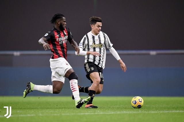 Juventus acaba con el invicto de Milan; gana 3-1 en calidad de visitante