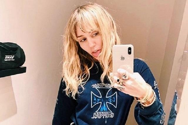 ¿Miley Cyrus dijo que ya no es gay y manda mensaje a Liam Hemsworth?