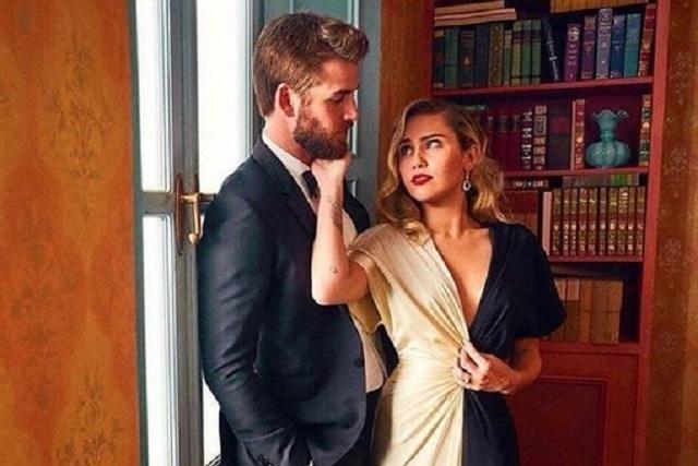 Miley Cyrus ya no lleva el anillo de compromiso que le dio Liam Hemsworth