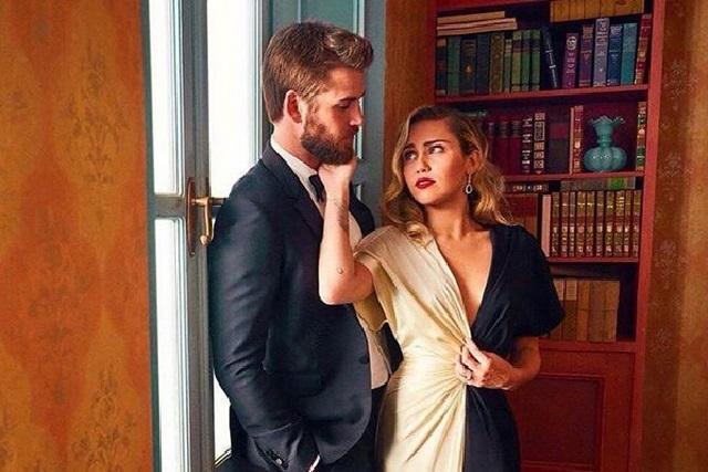 Miley Cyrus y Liam Hemsworth podrían haber retomado su romance