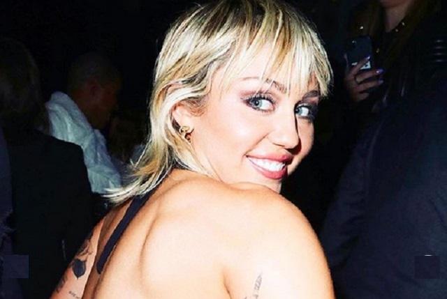 Miley Cyrus muestra pezón y comparte foto sin censura en Instagram