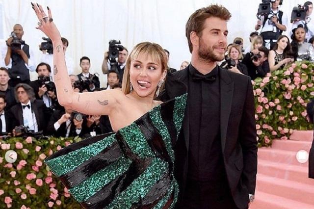 Miley Cyrus y Liam Hemsworth se divorcian tras de 8 meses matrimonio