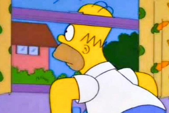 ¿Ya conoces el nuevo reto viral inspirado en Los Simpson?