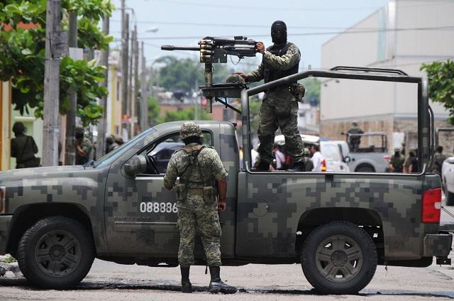 Impugnan ante SCJN presencia militar en tareas de seguridad