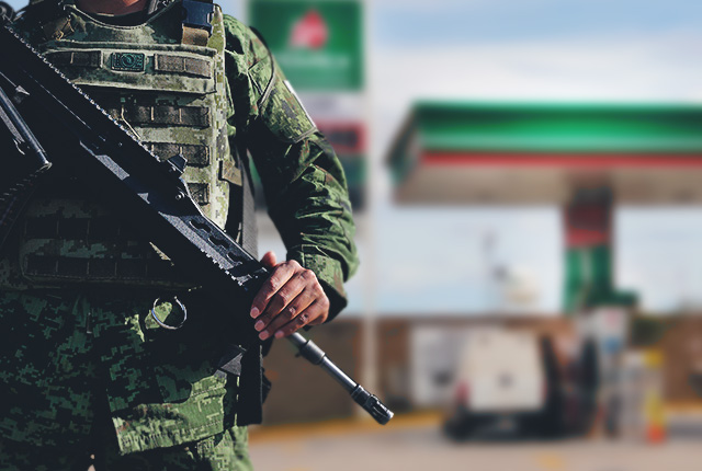 Ejército deja combate al huachicol en Puebla y va a la frontera sur