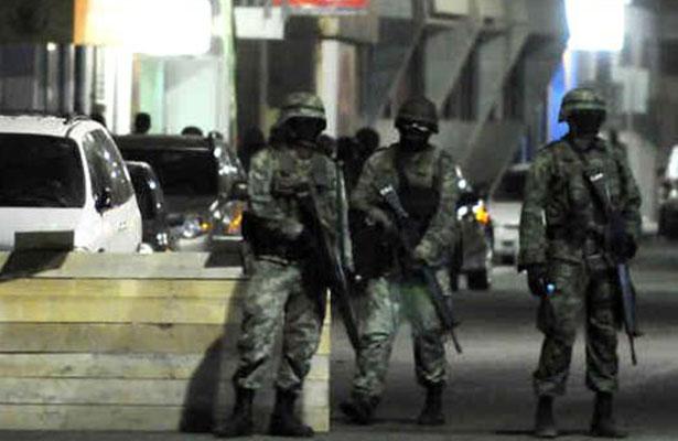 Emboscan y atacan a militares en Reynosa