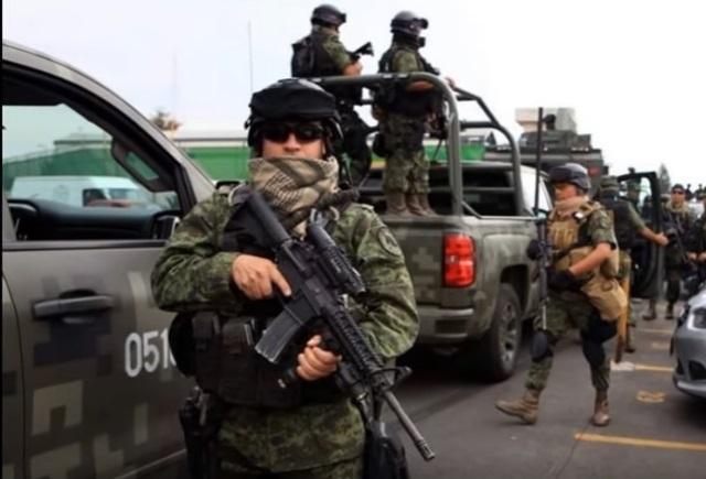 Utilizar militares en tareas de seguridad ha sido un fracaso, dice la ONU