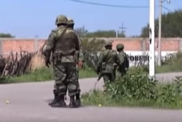 Gobierno lamenta la muerte de teniente coronel en Michoacán