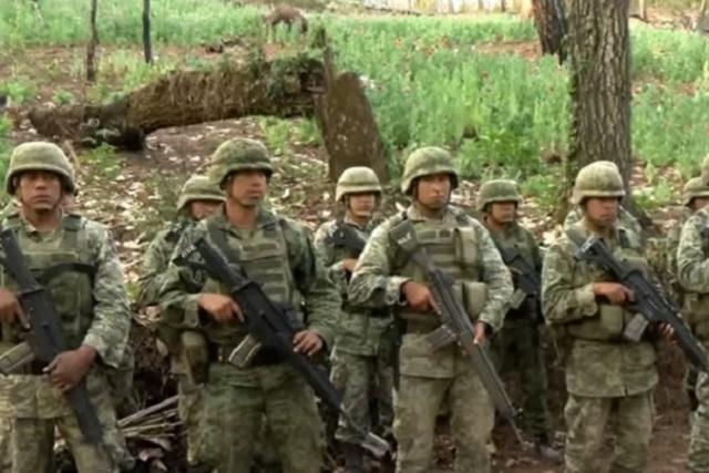 Guardia Nacional tendrá su propio uniforme y sus estatutos
