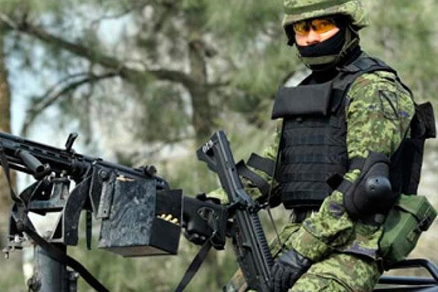 Anuncia Segob la construcción de un cuartel militar en Chilapa