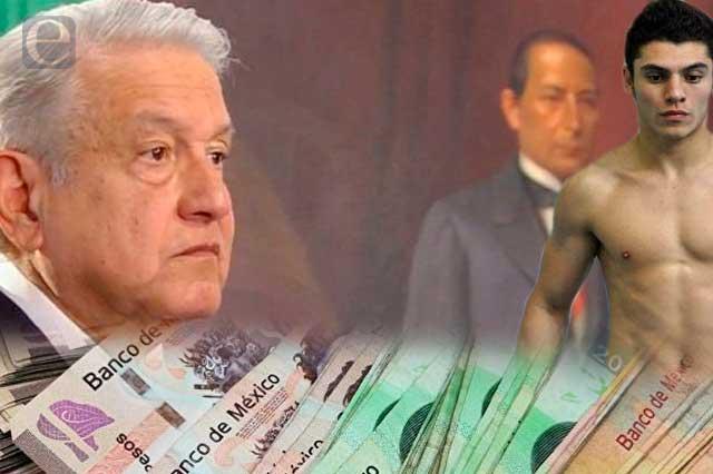 Destina gobierno de AMLO 500 MDP a deportistas mexicanos