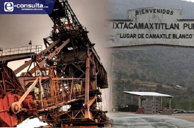 Minera Gorrión insiste en proyecto en Ixtacamaxtitlán
