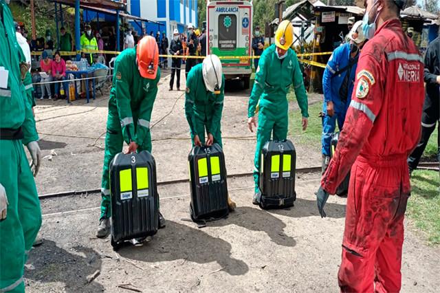 Explosión en mina ilegal de Colombia deja 12 muertos