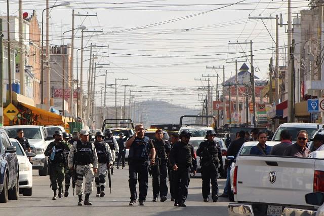 Encarcelan en San Miguel a 23 detenidos en Minerales