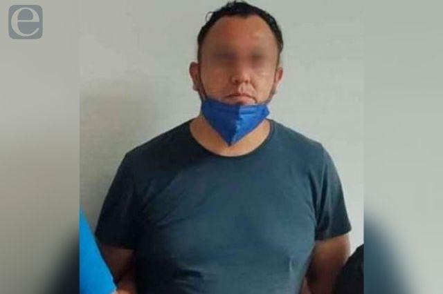 Cae ex agente ministerial en Huauchinango