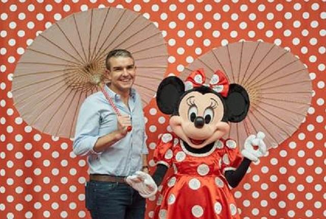 La esencia de Minnie Mouse es capturada por Malin