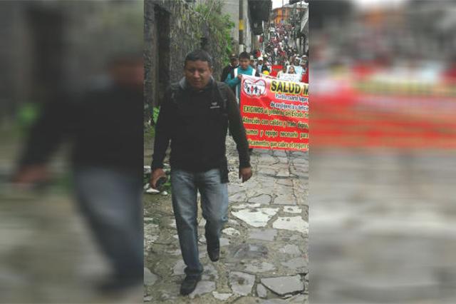 Piden organizaciones investigación de crimen de activista del MIOCUP