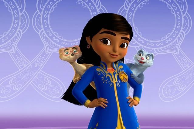 Mira, la detective del Reino se estrena en Disney Junior