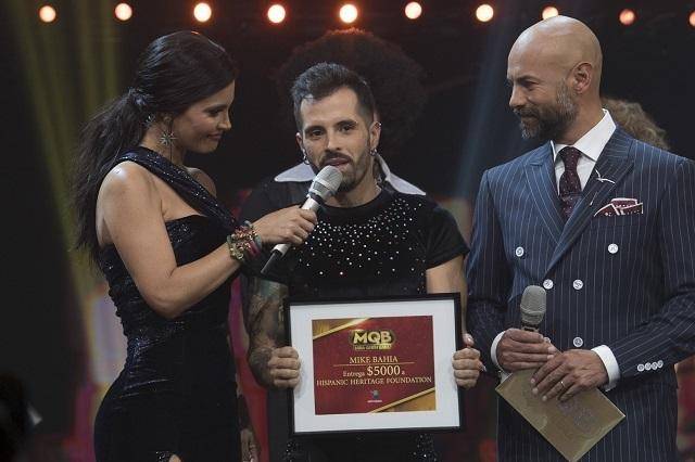 Mike Bahía fuera de Mira Quién Baila e Irina Baeva nominada