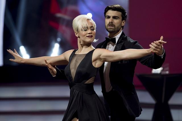 Santiago Ramundo es el primer finalista de Mira Quién Baila