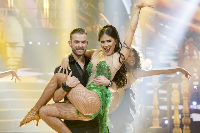 Greeicy Rendón es la ganadora de Mira Quién Baila