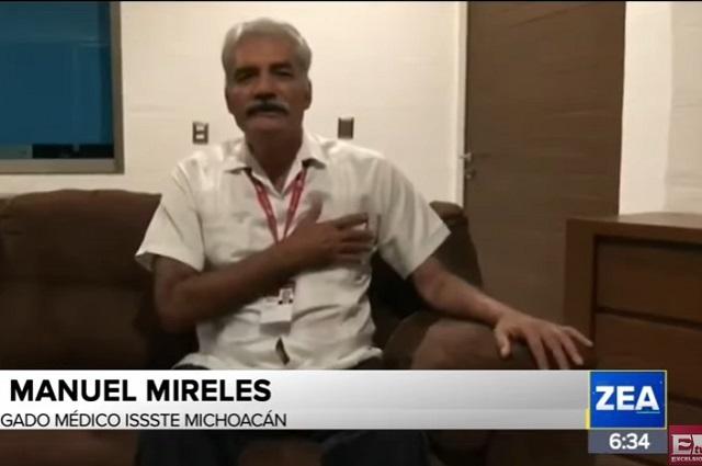 ¿AMLO pedirá renuncia de Mireles por dichos misóginos?
