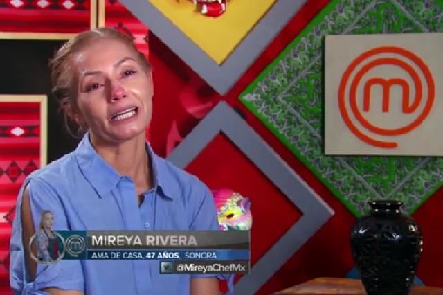 Chef Benito siente pena por eliminación de Mireya