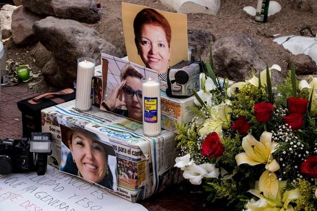 Detienen a ex edil por asesinato de la periodista Miroslava Breach