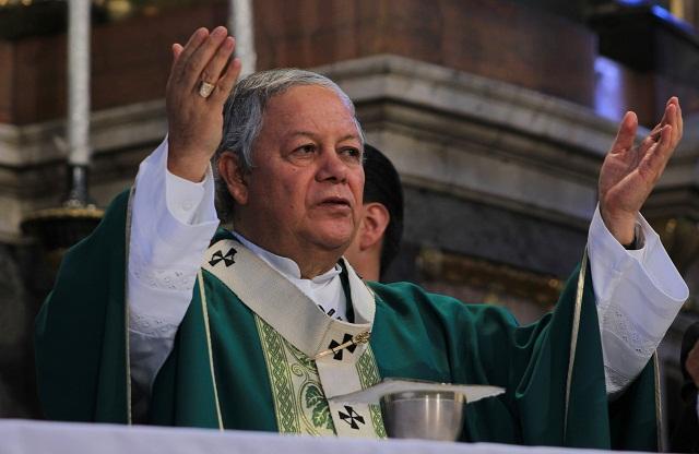 Arzobispo ve positivos Operativo Mochila y clases de civismo