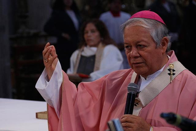 Paren linchamientos, llama el arzobispo a pobladores del estado