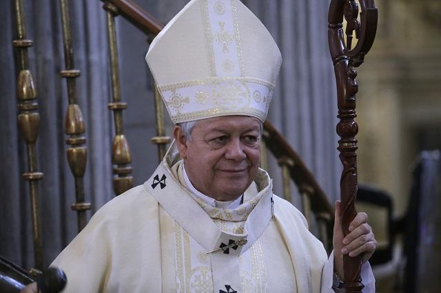 Pendientes de Gali, reconstrucción y seguridad: arzobispo