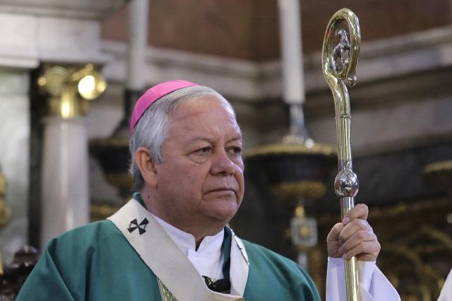 Centroamericanos siguen pasando por Puebla rumbo a EU: arzobispo