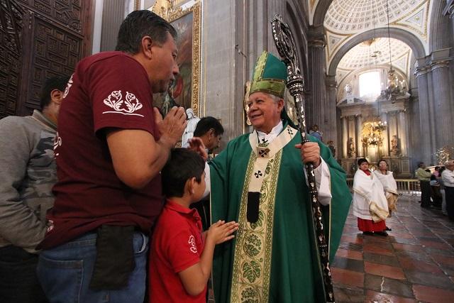 Hay asesinatos porque se han perdido los valores, señala arzobispo