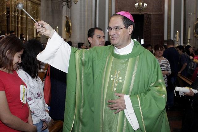 Obispo auxiliar de Puebla se va como nuevo obispo a Sonora