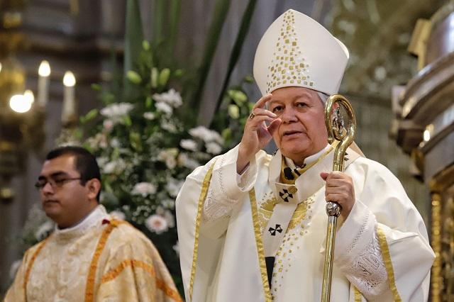 Según el arzobispo, ya cumplieron requisitos para réplica de la Sixtina