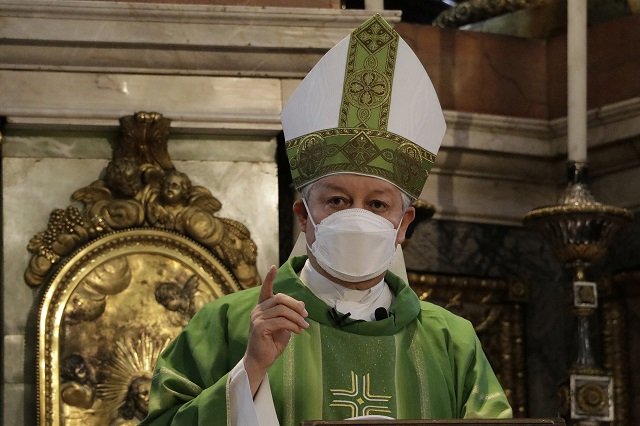 Arquidiócesis convoca a marcha por la vida, el próximo domingo