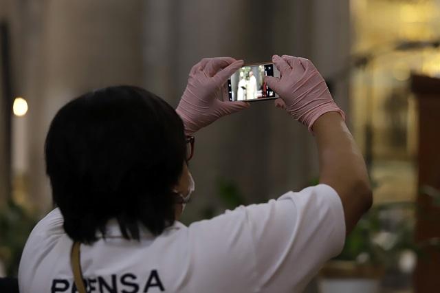 Denuncian agresiones contra medios de Puebla en pandemia