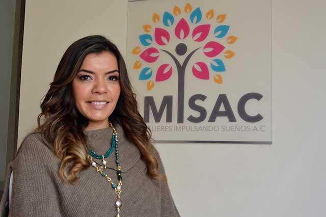 Misac, una organización que impulsa los sueños de las poblanas