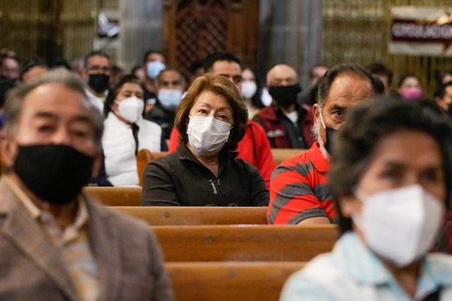 Lamenta arzobispo Sánchez muertes por la violencia y la pandemia