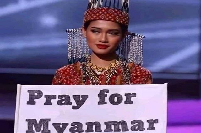 Estos fueron los mensajes políticos que aparecieron en Miss Universo 2021