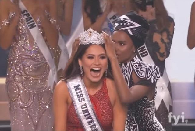 Foto You Tube Miss Universe 2021